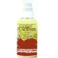 Hask Placenta, Instant Hair Repair Treatment Spray - 5 Oz