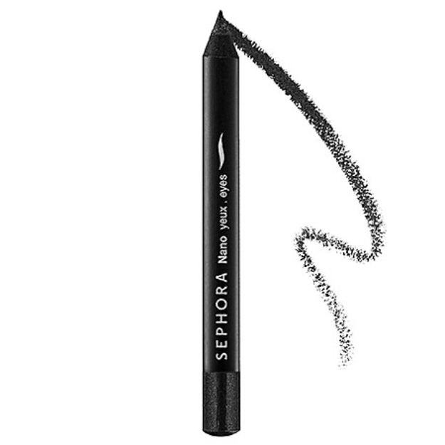 SEPHORA COLLECTION Nano Eyeliner 02 Glitter Black