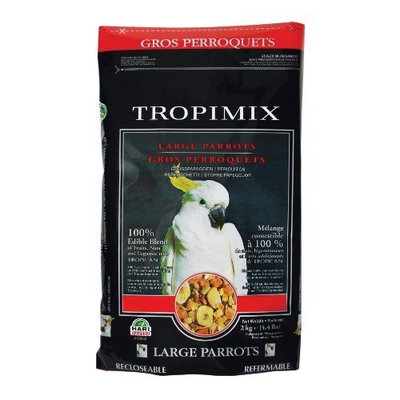 Hagen TropiMix Premium Food Formula for Large Parrots
