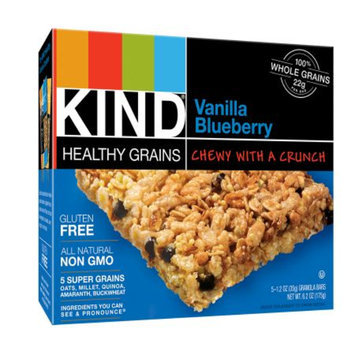 KIND Healthy Snacks KIND Vanilla Blueberry Granola Bar 6.2 oz 5 ct
