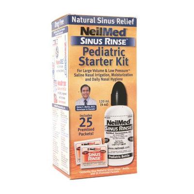 NeilMed Sinus Rinse Pedi Pot Starter Kit