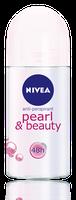 Nivea Pearl & Beauty Roll-on Deodorant