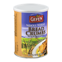 Gefen Whole Wheat Bread Crumbs