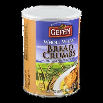Gefen Whole Wheat Bread Crumbs