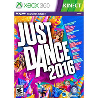Ubisoft Just Dance 2016 (Xbox 360) - Pre-Owned