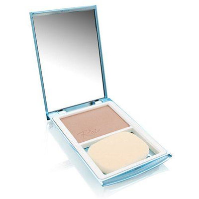 Rain Cosmetics All Natural Mineral Dual Powder/Foundation Go Beige