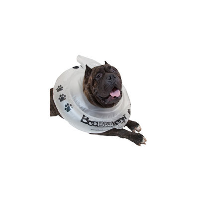 BooBooLoon Pet Recovery Collar, X-Large (For Necks 25