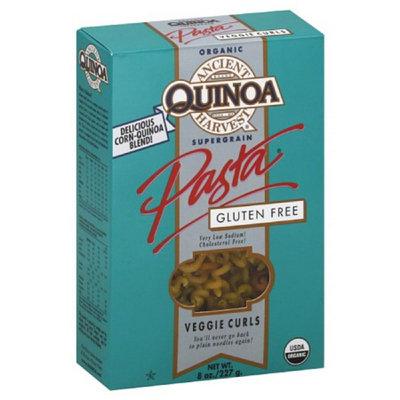 Ancient Harvest Veggie Curls Pasta, Gluten Free 12 Pack