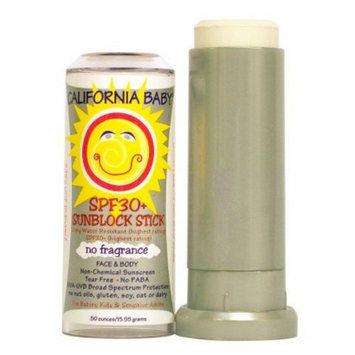 California Baby Super Sensitive Sunblock Stick SPF 30+