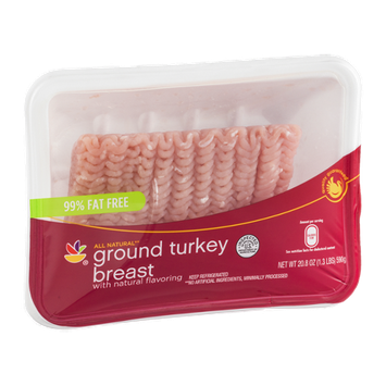 Ahold Ground Turkey Breast