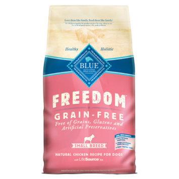 Blue Buffalo Freedom Grain Free Small Breed Adult Dog Food