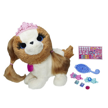 Furreal Friends FurReal Friends Pets with Style Groom n Style Princess Pup Pet - HASBRO, INC.