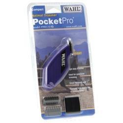 Wahl Pocket Pro Equine Trimmer, Purple