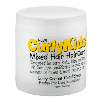 CurlyKids Mixed HairCare Curly Creme Conditioner