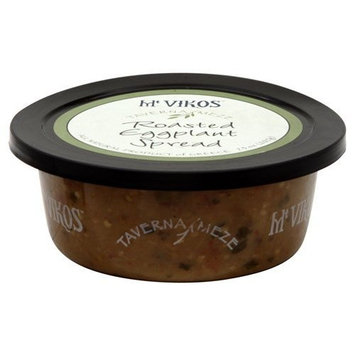 Mt Vikos Roasted Eggplant Spread, 7.3 Ounce -- 6 per case.