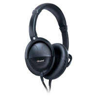 DreamGear i.Sound HP-600 Simulated Surround Headphone - Black (DGHP-5550)