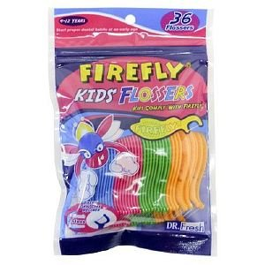 Firefly Kids! Firefly Kid's Flossers