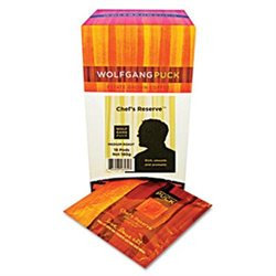 Wp Coffee Wolfgang Puck Coffee - Pods - WP Chef's Reserve - 18 count box