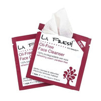 La Fresh Eco Beauty Oil-free Face Cleanser Wipes, Scented, 200 Count