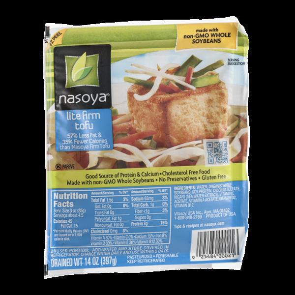Nasoya Lite Firm Tofu