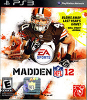 Electronic Arts Madden NFL 2012 DSV
