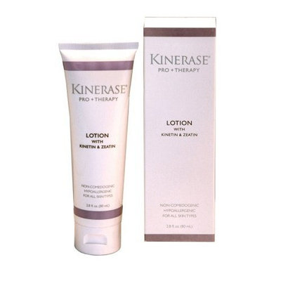 Kinerase Pro+Therapy Lotion with Kinetin & Zeatin 2.8 Ounces (80ml) Tube