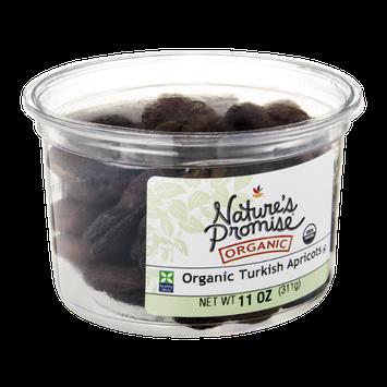 Nature's Promise Organic Turkish Apricots Organic