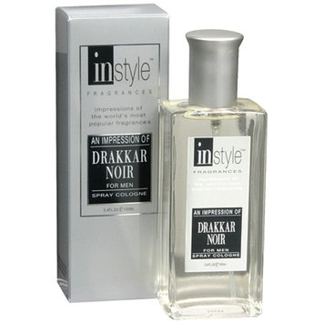 Instyle Fragrances An Impression Spray Cologne for MenDrakkar Noir