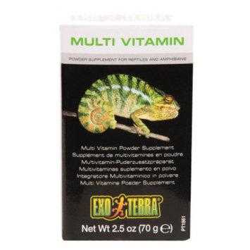 Exo-Terra Exo TerraA Amphibian and Reptile Mutli Vitamin Powder Supplement