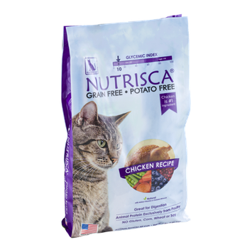 Catswell Nutrisca Premium Food For All Cats Chicken Recipe