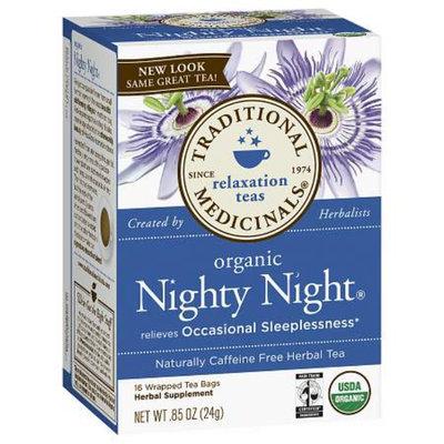 Traditional Medicinals Nighty Night Tea