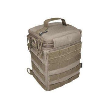 Hazard 4 Hazard4 ForwardObserver Molle SLR Camera Bin, Coyote