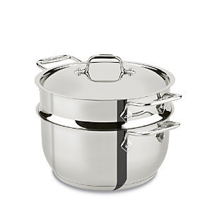 All Clad Stainless Steel 5-qt. Steamer