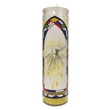 Continental Candle NOCOLOR Holy Spirit Candle - JARS