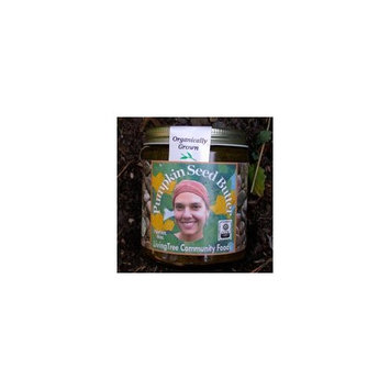 Living Tree Community Foods Alive, Organic Pumpkin Seed Butter - 8oz