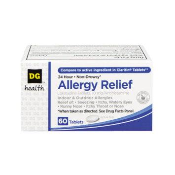 DG Health Allergy Relief - 24 Hour Non Drowsy