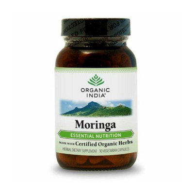 Organic India 1208909 Moringa - 90 Vcaps