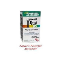 Charcoal Plus Dietary Supplement, Tablets - 120 ea