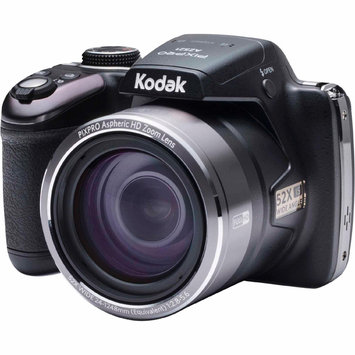 Kodak 16-Megapixel PIXPRO AZ521 Digital Camera Black