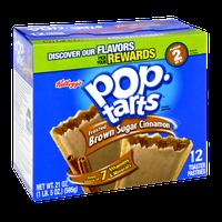 Kellogg's Pop-Tarts, Frosted Brown Sugar Cinnamon