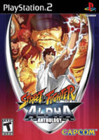 Capcom USA, Inc. Street Fighter Alpha Anthology