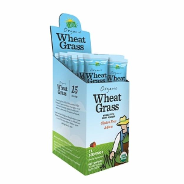 Amazing Grass Wheat Grass Powder Packets