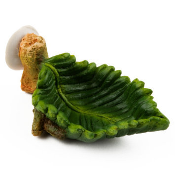 All Living ThingsA Leaf Reptile Water Dish