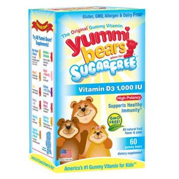 Yummi Bears Vitamin D3 1