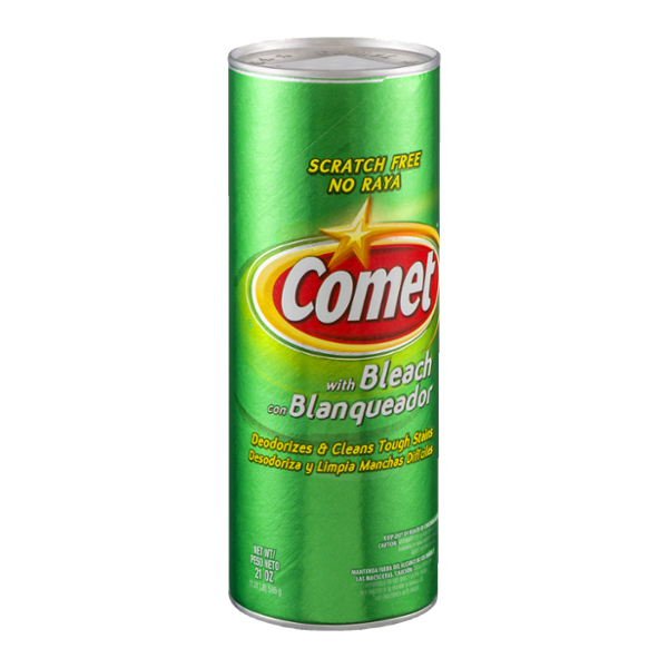 25cd5238602a Comet with Bleach