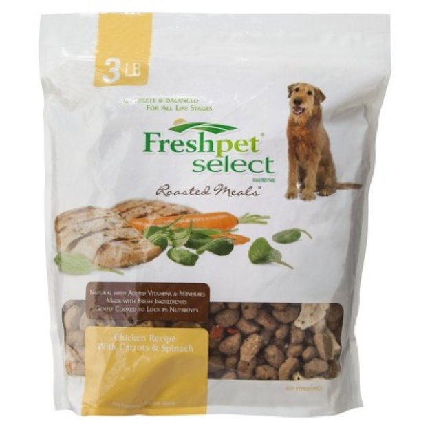 Freshpet Fresh Chicken Dog Food Recipe Reviews