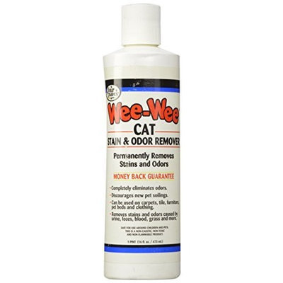 Four Paws Wee-Wee Stain Remover, Cats
