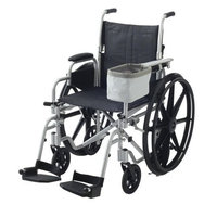 Classic Accessories Zippidy Mobility Scooter and Wheelchair Extended Arm Rest Caddy