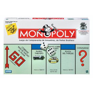Milton Bradley Hasbro Games Monopoly (Spanish Rules)