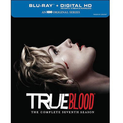 True Blood: The Complete Seventh Season (Blu-ray + Digital HD) (Widescreen)
